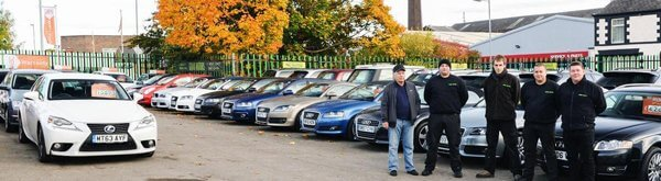 Used car servicing in Bury
